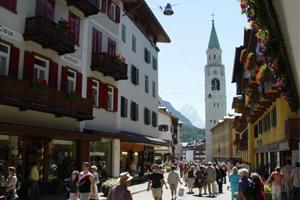Cortina centro